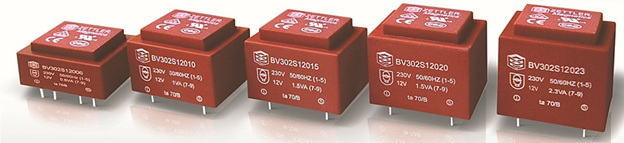 BV Series - Encapsulated Power Transformers