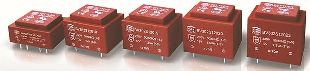BV Series - Encapsulated Power Transformers